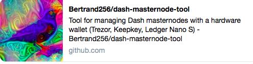 Dash KeepKey users - Hotfix DMT for you: - Dash